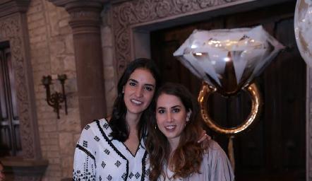 Paulina Torres y Mónica Torres.