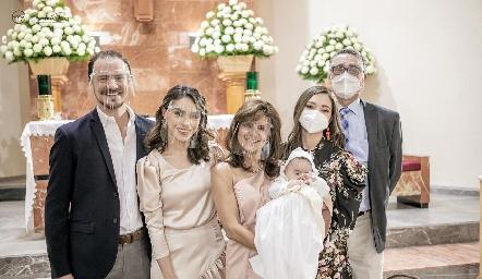 Familia de la Maza Silos.