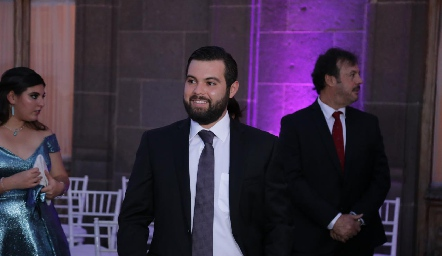 Arturo Zapata.