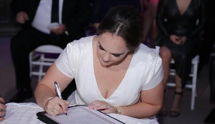 Andrea Díaz Infante.