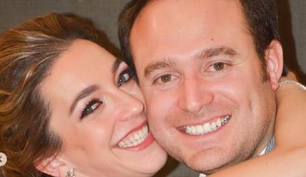 Mónica Garza Alcalde y Fernando De Luna Villarreal.