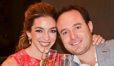 Mónica Garza y Fernando De Luna.