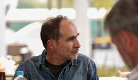 Juan Carlos Abaroa.