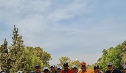 Torneo de Golf.