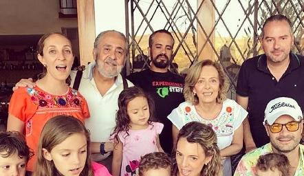 Cumpleaños de Priscila González.
