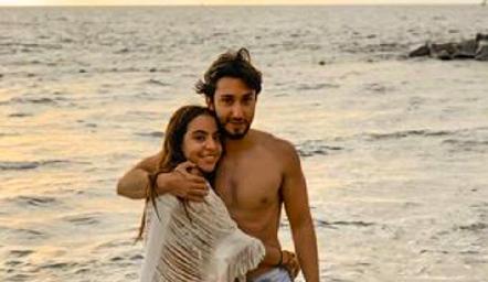 Mariana Anaya y Sebastián Ramírez.