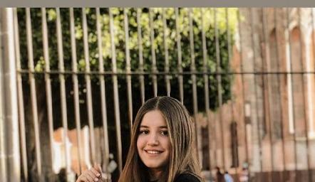 Anna Astrid Delgado.