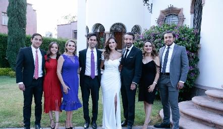 Familia Gutiérrez Márquez.