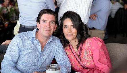 Carlos Díaz y Ana Aranda.
