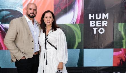 Agustín Loyo y Mónica Sutti.