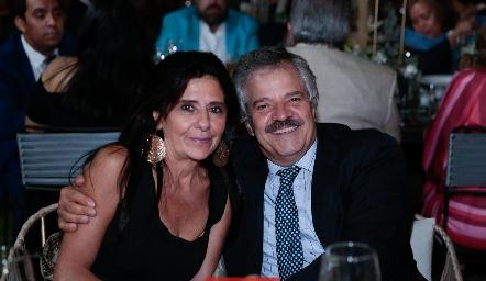 Andrea Castillo e Ignacio Guzmán.
