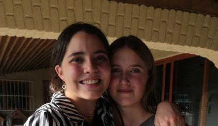 Carlota e Isabela.