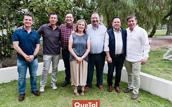 CUMPLEAÑOS DE PATRICIO MENDIZÁBAL