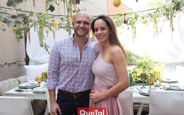 DESPEDIDA DE SOLTEROS PARA ABEL RANGEL Y ALYNN RUIZ