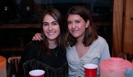 Fer García y Regina Martínez.