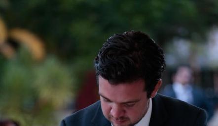 Daniel Granados.