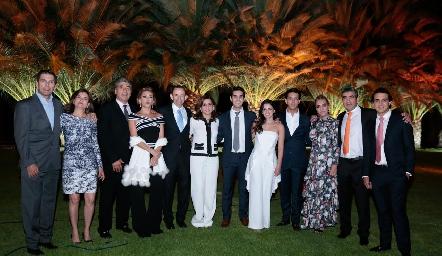 Familia Tobías Gómez.