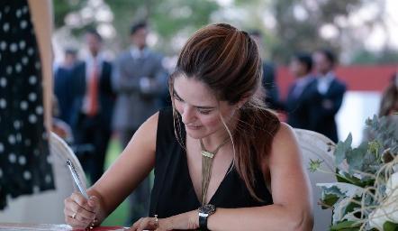 Ana Pao Rangel.
