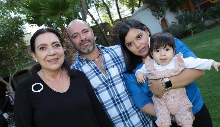 Familia Puga Nava.