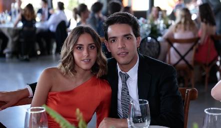 Fer Morales y Diego Tobías.