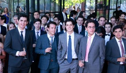Graduados Generación 2020 Prepa Tec.