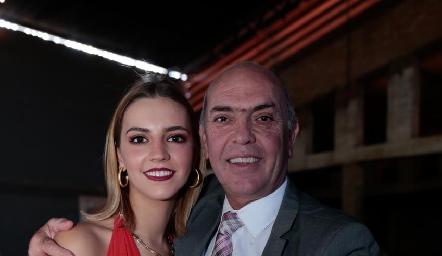 Fran y Caly Hinojosa.