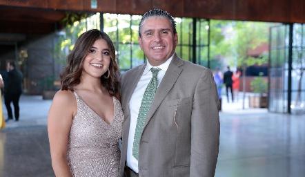 Fer y Juan Ariel Reyes.