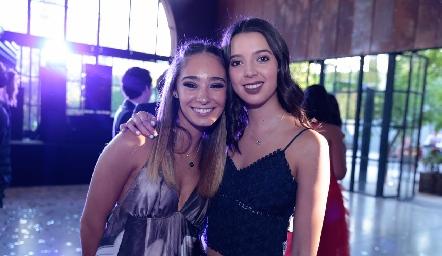 María José Benavente e Isa Villanueva.