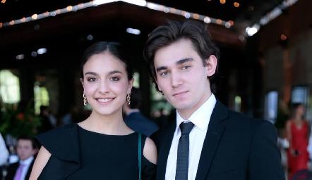 María José Duque y Rodrigo Zambrano.
