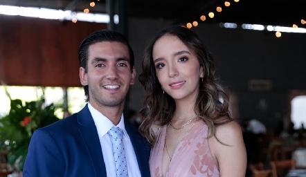Elías Navarro y Ana Pau Sánchez.