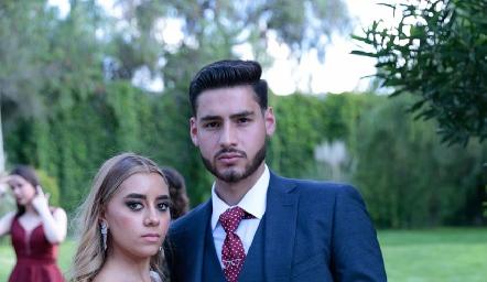 Ana Gloria y Eduardo Valdés.