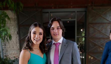 Fer Rodríguez y José Lozano.