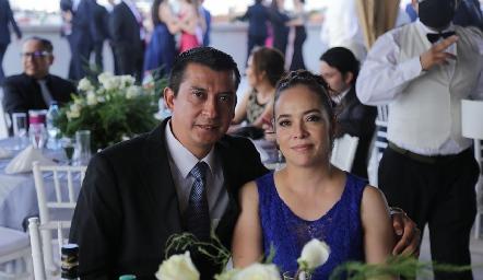 Jaime y Alejandra.