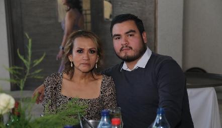 Sandra y Edgar.