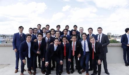 Graduación de la Generación 2021 Prepa Tec.