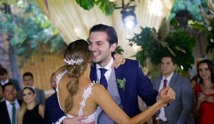 Paola y Eduardo Torre.