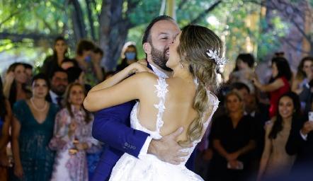 Armando y Paola.