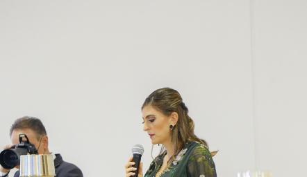 Paty Gómez.