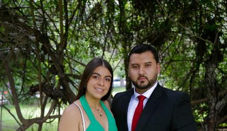 Ana y Gerardo Méndez.