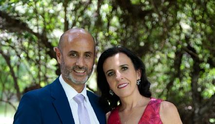 David García y Montserrat Gómez.