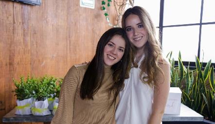 Fer y María Orozco.