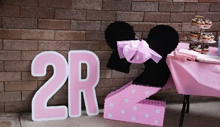 Cumpleaños 2 de Roberta Enríquez.