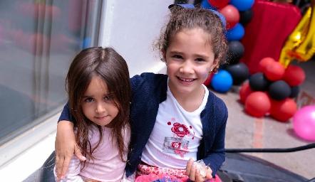 Sofía y Josefa.