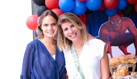 Miriam García y Sofía Muzquiz.