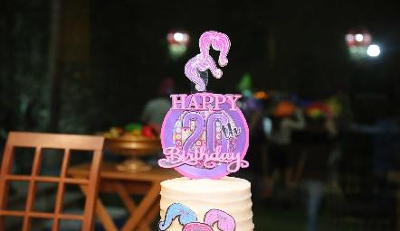 Cumpleaños de Martita Payán.