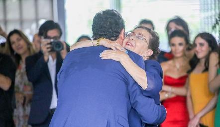 Boda de Sofía Torres y Alejandro Sanvela.