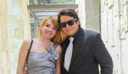 Fernanda y Mauricio.
