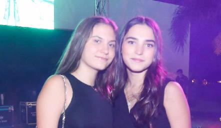 Xvs de Kamila, Alexa y María.