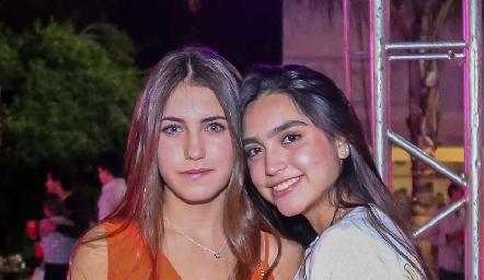 Alexa y Valentina.