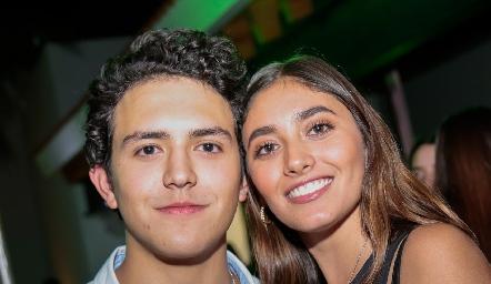 Juan Carlos Isordia y Vale Salazar.